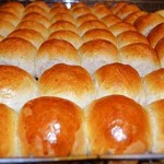 Wholewheat Brioche Bun