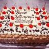 Big Black Forrest Cake