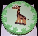 Children's party cake