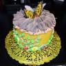 Chocolate cake with Hazelnut cream