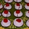 Strawberry-Maraschino Temptation